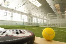 Pistas de pádel Royal Lleida Sport Center