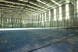 Pistas de pádel Pádel Indoor Center